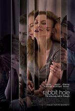 RABBIT HOLE - Movie Poster - Flyer - 13.5x20 - NICOLE KIDMAN