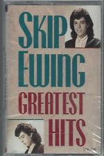 SKIP EWING GREATEST HITS The Gospel According To Luke RARE NEW CUT-OUT CASSETTE