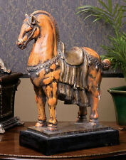 Chinese Emperors Tang Horse Sculpture Replica Reproduction