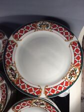 Windsor by Gibson Design Christmas China 52 Piece Set