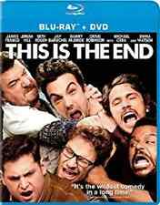 This Is the End (Blu-ray/DVD, 2013, 2-Disc Set, Includes Digital Copy) - NEW!!
