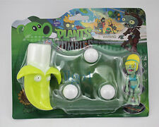 Banana & ZOMBIE PVC  PLANTS vs.ZOMBIES game Christmas gifts/collection toy