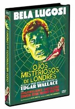 THE DARK EYES OF LONDON (1939) HUMAN MONSTER -  DVD - PAL Region 2 - New