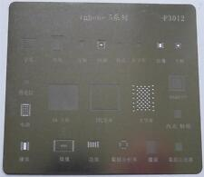 Iphone 5 5G Direct Heat BGA Stencil Template - Reball Chip IC - Repair