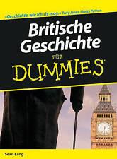 Britische Geschichte für Dummies, Seán Lang