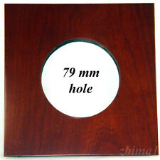 "1 Lens Board 6""x 6"" for 2D Eastman, or Burke&James 8""x 10""- of Plywood/79mm hole"