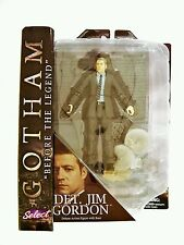 Gotham TV Series Det. Jim Gordon Action Figure Diamond Select
