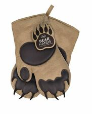 Fred Novelty Oven Gloves/Mitts BEAR HANDS - 5130360