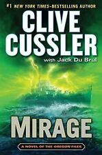 Mirage by Clive Cussler Hardcover Book (English) Novel NEW