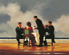 JACK Vettriano-Elegy FOR THE DEAD ADMIRAL-ART PRINT - 80x60cm
