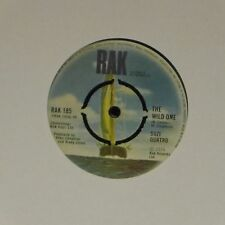 "SUZI QUATRO 'THE WILD ONE' UK 7"" SINGLE"