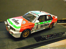 Bmw m3 e30 Rally Corte ingles Spain 1995 #6 ponce 7up marlb or o remodelación 1:43