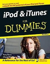 iPod and iTunes For Dummies Bove, Tony, Rhodes, Cheryl Paperback