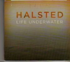 (CR300) Halsted, Life Underwater - 2010 sealed CD