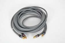 Monster Cable M-Series M-550i Audio Interconnect Cable - 4M - RCA