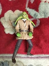 Kit Fisto Action Figure Attack Of The Clones Without Box