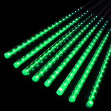 30cm/50cm LED Lights Meteor Shower Rain 8Tube Xmas Tree Outdoor Light US Plug