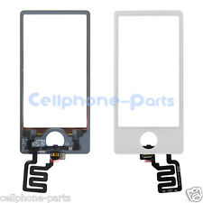 iPod Nano 7th Generation Digitizer Touch Screen Panel, White Replacement USA