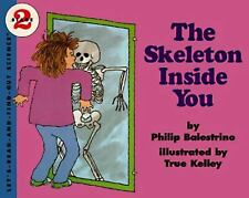 The Skeleton Inside You (Let's-Read-and-Find-Out Science 2)-ExLibrary
