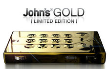 john's phone : the simplest phone in the world : very rare Limited Edition Gold