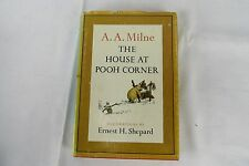 The House at Pooh Corner A A Milne 1961 Hardcover