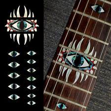 Emblem 12th Fret Markers Set Inlay Sticker Decal For Guitar - Mystic Eye