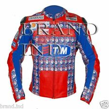 DUCATI CORSE Motorbike  Motogp Leather Jacket (limited offer)