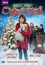 A Very Funny Christmas (DVD, 2014) **FROM THE BBC**    (BRAND NEW, SEALED !!!)