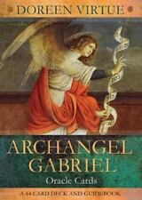 Archangel Gabriel Oracle Cards by Doreen Virtue (2015, Cards,Flash Cards)