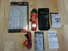 Amprobe AC40A Clamp Type Digital Multimeter 600 V AC and DC range