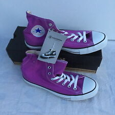 Converse CHUCK TAYLOR ALL STAR High-top  IRIS ORCHID Size:9,5/Eur 43 RRP £45.00