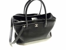 CHANEL GRAND SHOPPING CLASSIC LEATHER HANDBAG 94305
