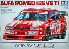 KIT ALFA ROMEO 155 V6 TI 1/24 TAMIYA 24137 LARINI NANNINI