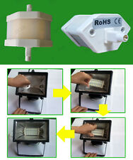 4.8W R7s Retrofit LED Security Flood Light, J78 Replacement, 3000K Lamp