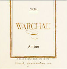 Warchal Amber Violin E String 4/4 --- Ball End