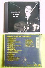 Ray McKinley  Eddie Sauter  Borderline   Savoy Jazz SV 0203 Japan CD 1993
