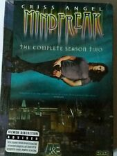 Criss Angel MindFreak - The Complete Season Two (DVD, 2006, 3-Disc Set)