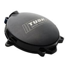 Tusk Billet Aluminum Clutch Cover Black KTM 250 SXF XCF XCFW