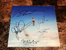 Dream Theater RARE Band Signed Limited Vinyl LP Record A Dramatic Turn Of Events