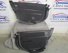 Audi S3 A3 8L 3 Door  Boot side trim  panel.  Black