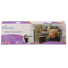 Dreambaby Stove Top Guard - Cooker Guards - Kitchen Safety - Transparent