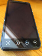 HTC PG86100 EVO 3D Sprint Camera Touch Smartphone Good  Plus
