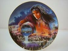 ROYAL DOULTON AMERICAN INDIAN THE WATERS OF LIFE PLATE