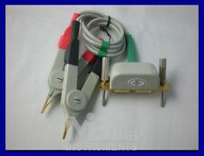TH26027 Kelvin test cable probe lead LCR meter TH2821
