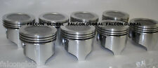 Sealed Power Oldsmobile/Olds 455 4-Barrel Cast Pistons Set/8 1968-76 9.75:1 +030