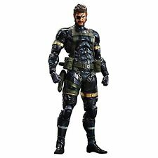 Square Enix PLAY ARTS Kai METAL GEAR SOLID V GROUND ZEROES Snake Figure