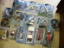 Job Lot 15 x Amercom Amer Com Jets/Fighters/Planes/Helicopters/Giant Warplanes