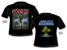 TANKARD - Life On Beermuda - T-Shirt - Plus Size XXXL - 3XL - Neu - Übergöße