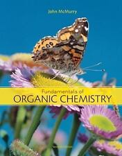 Fundamentals of Organic Chemistry, McMurry, John E., Acceptable Book