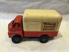 Vintage TRIANG / TRI-ANG MINIC tinplate friction Bedford livraison express